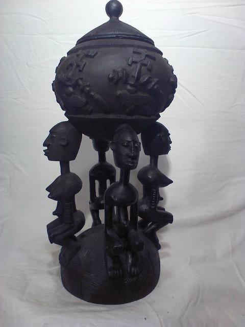 , 'Dogon Tabatier,' , Zenith Gallery