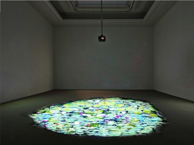 , 'Giverny,' 2016, Galerie Vivendi