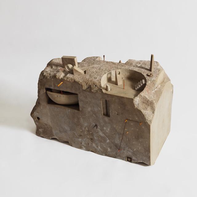 , 'Tabatinga,' 1984, Noguchi Museum