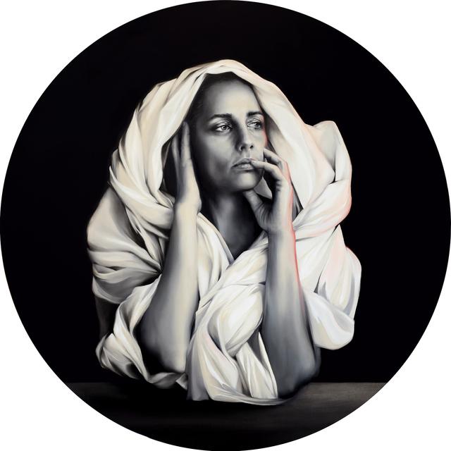 , 'Rain,' 2019, Galerie Calderone