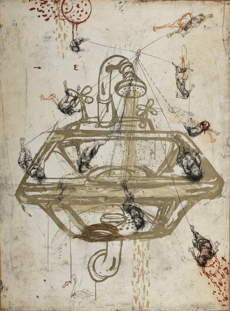 , 'Lavabo gris ,' 2004, Nuun Espacio de Arte