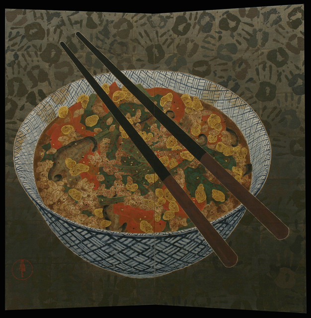 Hiroomi Ito, 'Mother's Soup', 2015, JanKossen Contemporary
