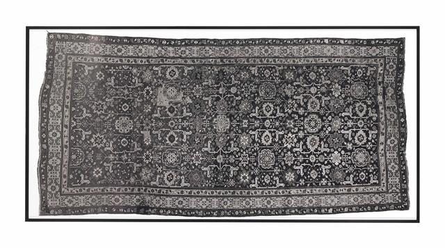 Willem de Rooij, 'Caucasian Rug, Shirwan, Baku, 1800', Christie's