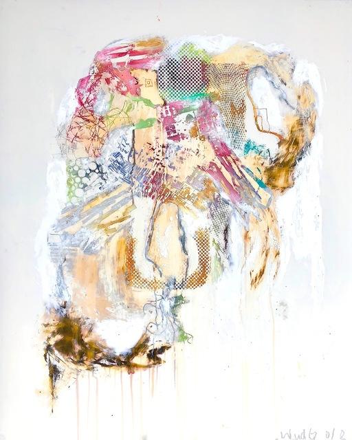 , 'Cringed,' 2018, ARTLabAfrica