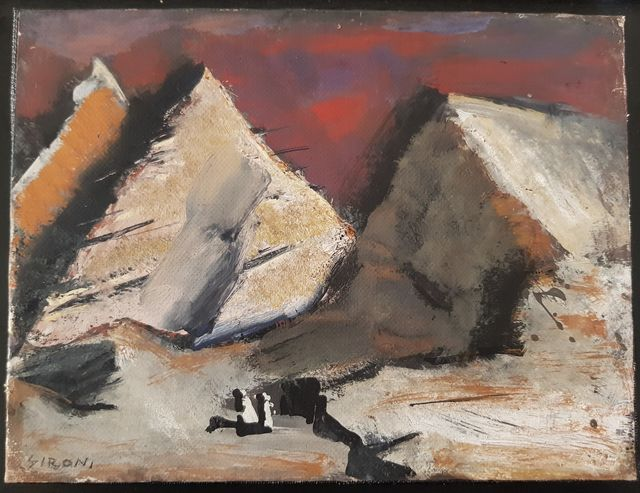 , 'Mountains,' 1952, Brun Fine Art