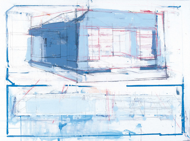 , 'White Building,' , DIALECTO Gallery