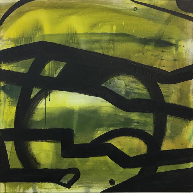 , 'Black Gate ,' 2016, Peter Robertson Gallery