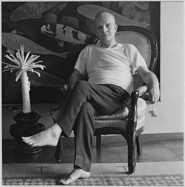 , 'TRUMAN CAPOTE,' 1981, Pepe Cobo