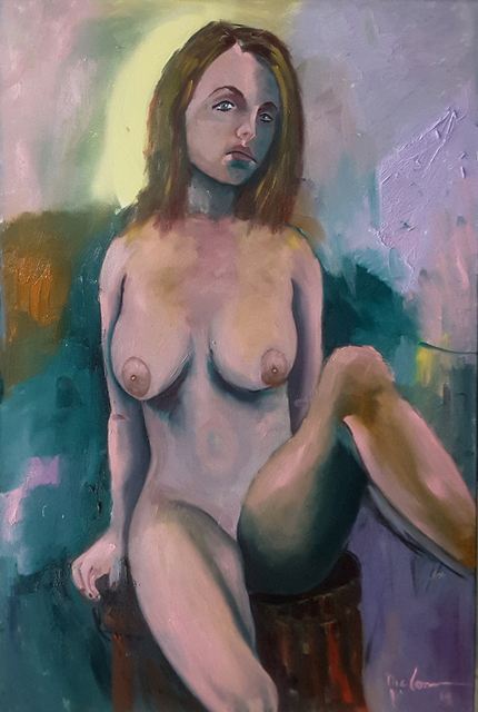 Ric Conn, 'Halo', 2019, Nude Nite After Hours