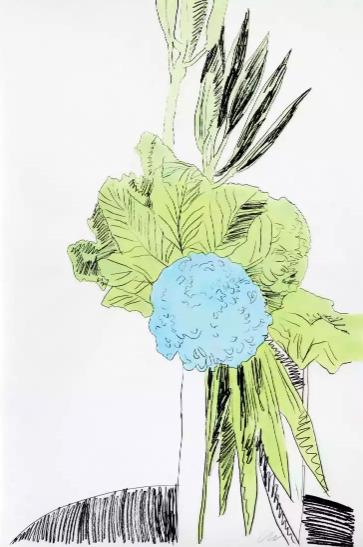 Andy Warhol, 'Flowers', 1974, Kunzt Gallery