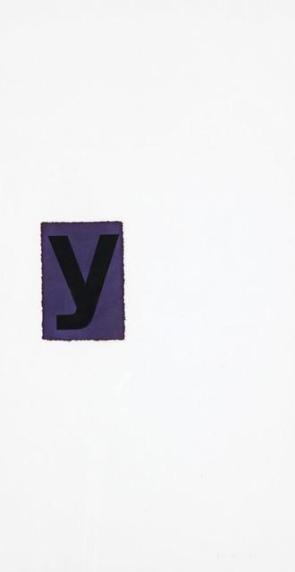, 'Untitled,' 1972, Galeria Frente
