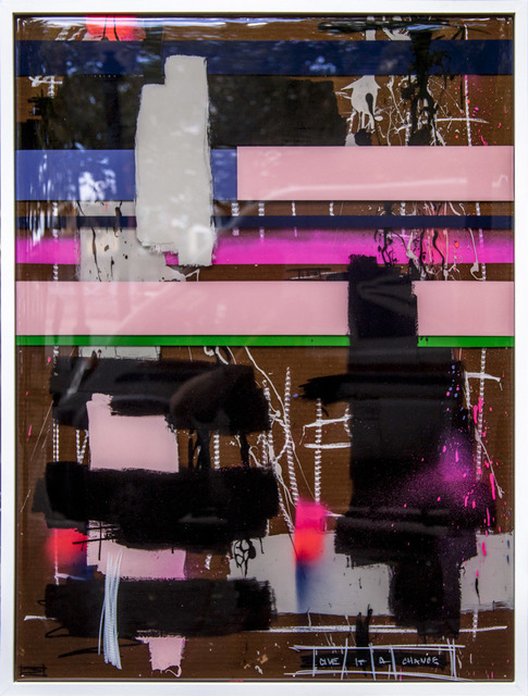 , 'Chance,' 2017, Treason Gallery