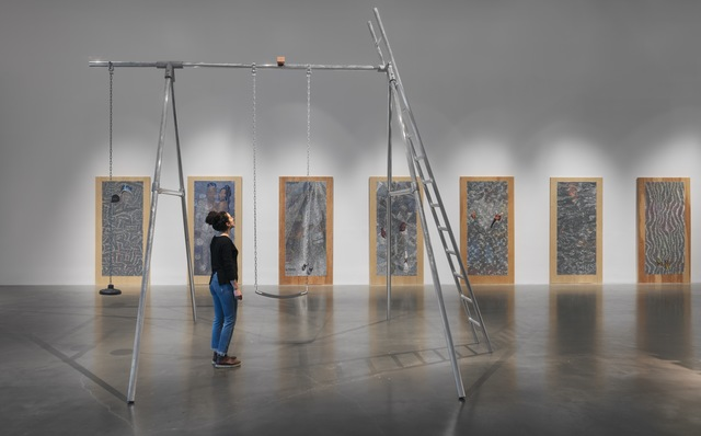 , 'E.L.G.,' 2018, New Museum