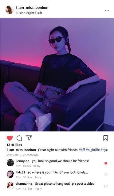 , 'I_am_miss_bonbon #1218,' 2018, SVA Galleries