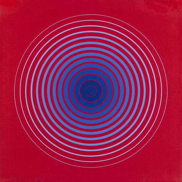 , 'N° 28 Gradazione 14 P Forma colore,' 1972, The Mayor Gallery