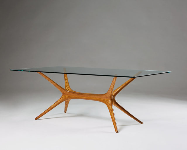 , 'Coffee table,' 1958, Modernity