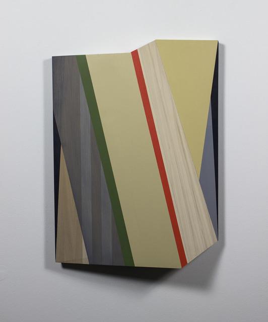 , 'Oblique,' 2015, Galleri Urbane