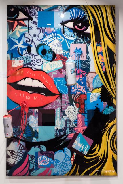 Szabotage, 'Dynasty', 2019, Art Supermarket