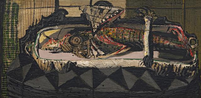 Christo Coetzee, 'Harlequin Fish', Strauss & Co