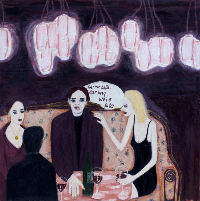 , 'Speak Low,' 2014, Winsor Gallery