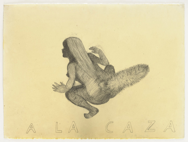 , 'A LA CAZA ,' 2009, Wooson Gallery
