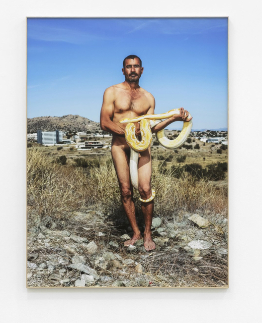 Pieter Hugo, ' The snake charmer, Hermosillo, 2019', 2019, Stevenson