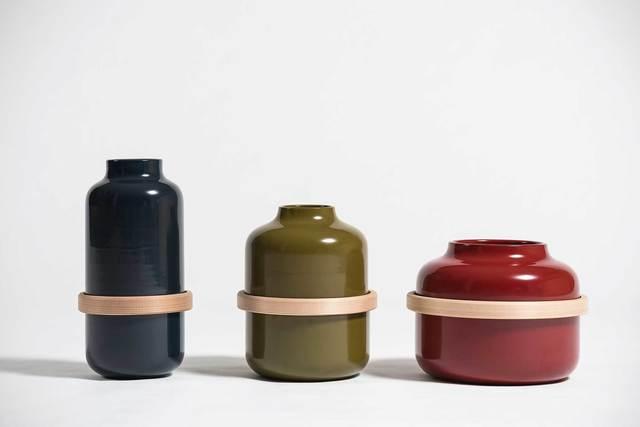 , 'Flower vases,' 2017, Casati Gallery