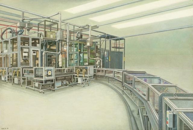 Taisia Korotkova, 'Fuel Tablets Production', 2014, NK Gallery