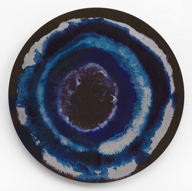 , 'Blue Target,' 2017, Klaus von Nichtssagend Gallery