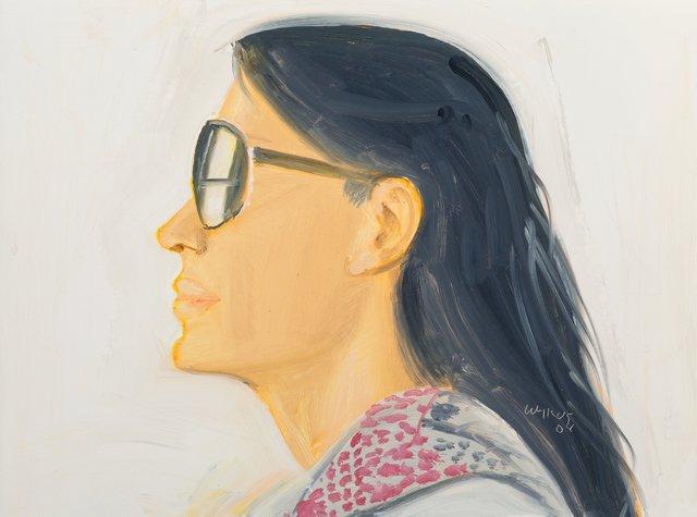 Alex Katz, 'Untitled (Carmen)', 2008, Heritage Auctions