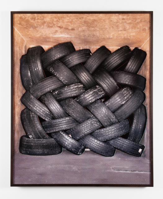 , 'Tires,' 2014, Altman Siegel