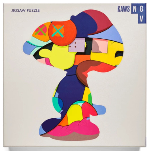 KAWS, 'No One's Home ', 2019, Print, OffSet Digital Print on 1000 PC Puzzle, End to End Gallery