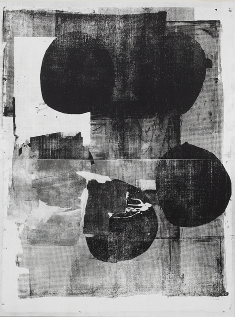 , 'Mixed Media B/W 09,' 2013, V1 Gallery