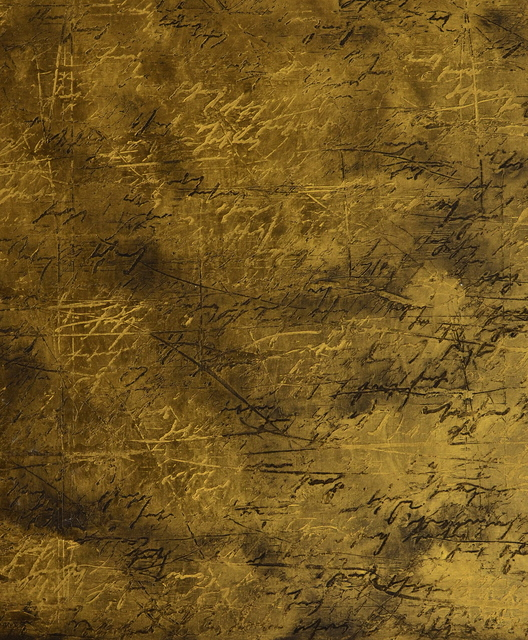 Alfredo Rapetti Mogol, 'Gold ', Galleria Ca' d'Oro