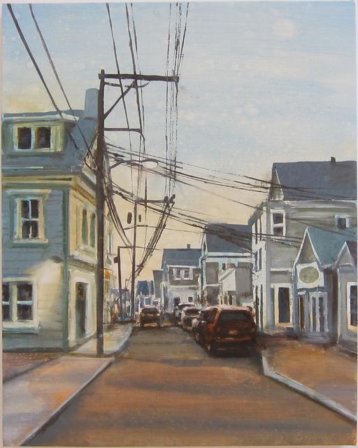 , 'Commercial Street 2,' 2017, Albert Merola Gallery