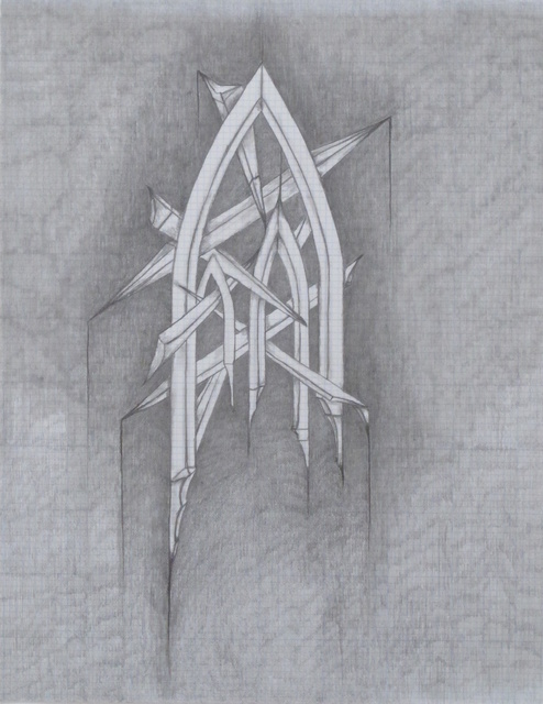 , 'Untitled III (Unrealized Works),' 2016, Leila Heller Gallery
