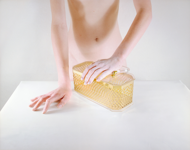 , 'Woman with Gold Purse,' 1979, ROSEGALLERY