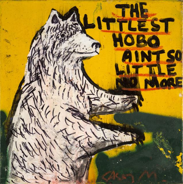 Casey McGlynn, 'The Littlest Hobo', 2019, Foster/White Gallery