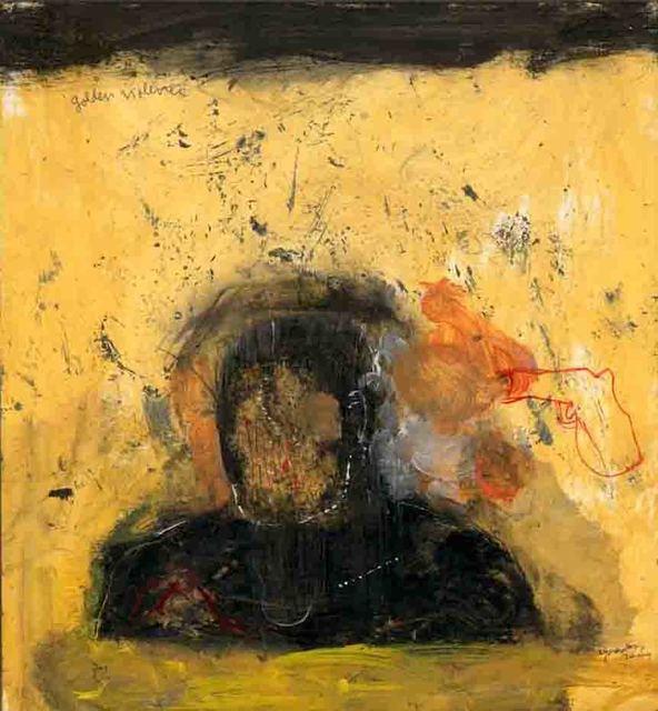 , 'Golden Violence,' 2008, Saskia Fernando Gallery