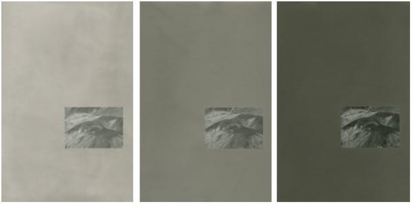 , 'Confine #274-275-276,' 2017, Galerie Thierry Bigaignon