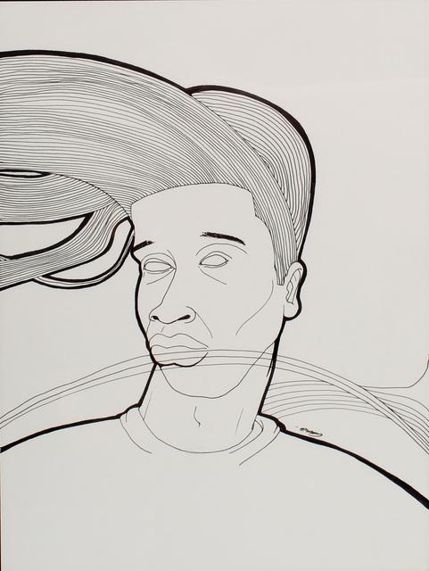 , 'Bad Hair Day,' 2017, Resource Art