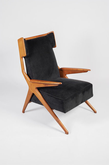 , 'Pair of armchairs,' ca. 1950, NG Gallery