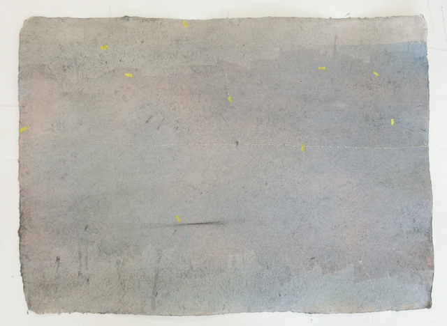, 'Ten Yellow Boxes,' 2016, GALERIE OVO