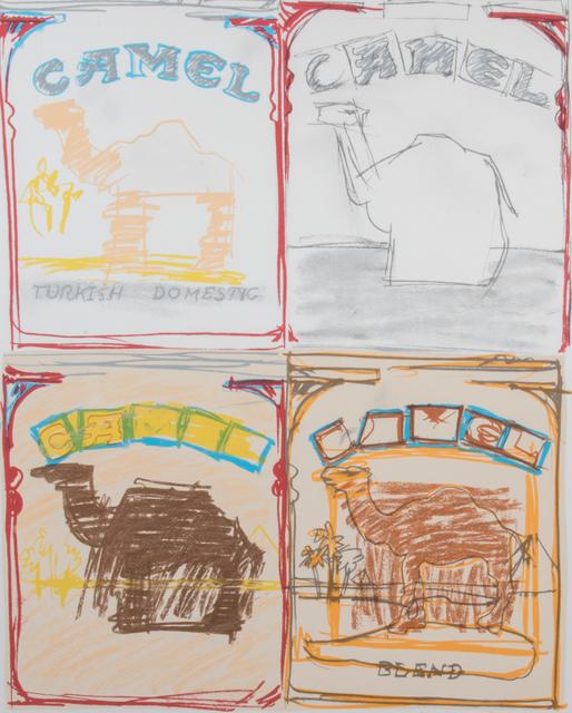 , 'Camel Quartet,' 1978, Marlborough Gallery