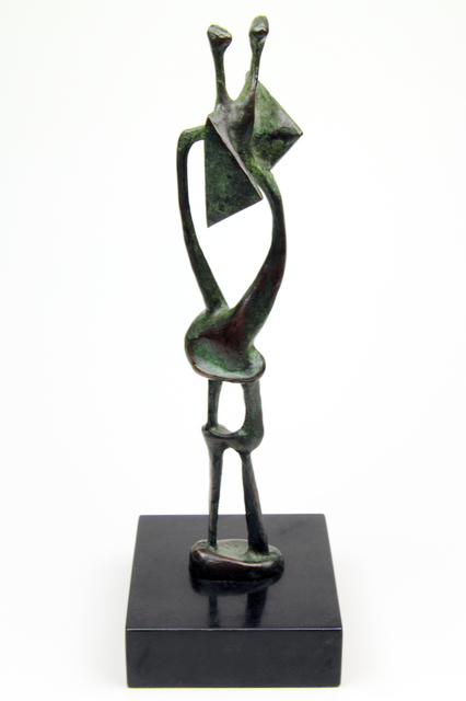 , 'Maquette for Standing Figure,' 1950, Bernard Jacobson Gallery