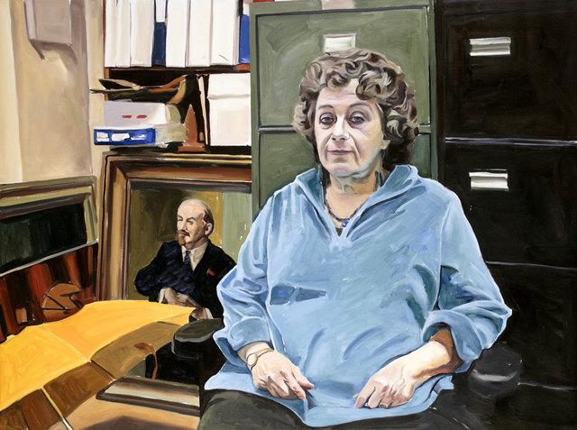 Yevgeniy Fiks, 'Portrait of Esther Moroze (Communist Party USA)', 2007, Winkleman Gallery