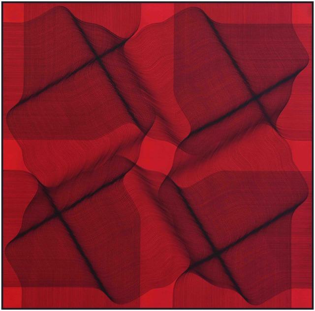 , 'Rosso,' 2018, Contempop Gallery