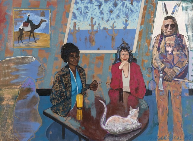 , 'Various Forms of Association,' 1989, Gerald Peters Contemporary
