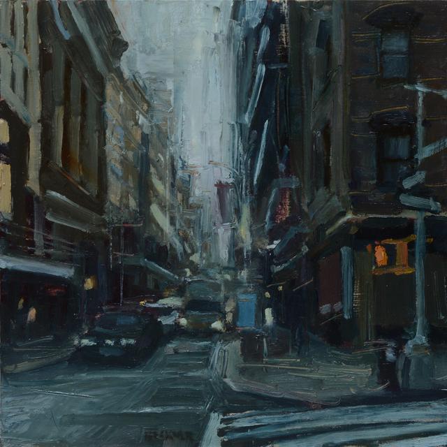 , 'Below,' 2018, Abend Gallery