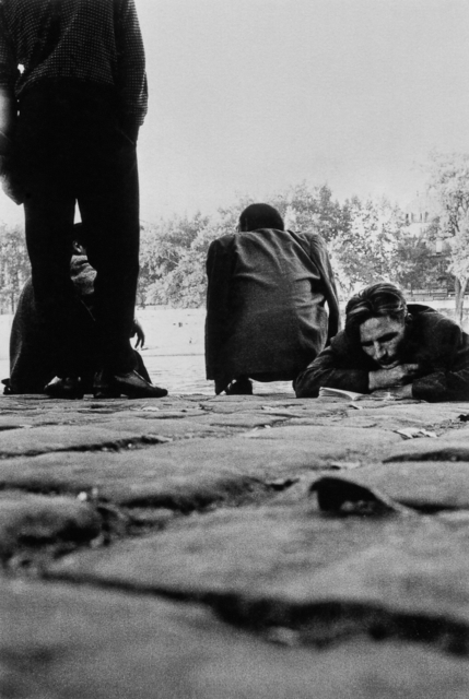 , 'The homeless in Paris,' 1959, GALLERY FIFTY ONE